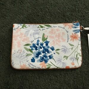 thirty-one Bags - Mini Rubie with wristlet strap Thirty-one NWT